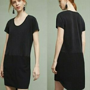 EUC Anthro Dolan Black Lorin Tunic/Dress S